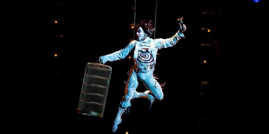 Cirque du Soleil se declara en bancarrota tras la suspensión de todos sus espectáculos