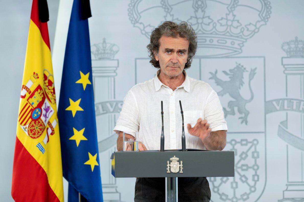 Al Gobierno solo le preocupan los rebrotes de Aragon y Malaga