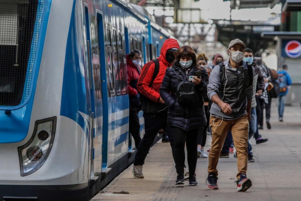 Cuarentena: como sera el operativo para controlar el transporte publico en el AMBA
