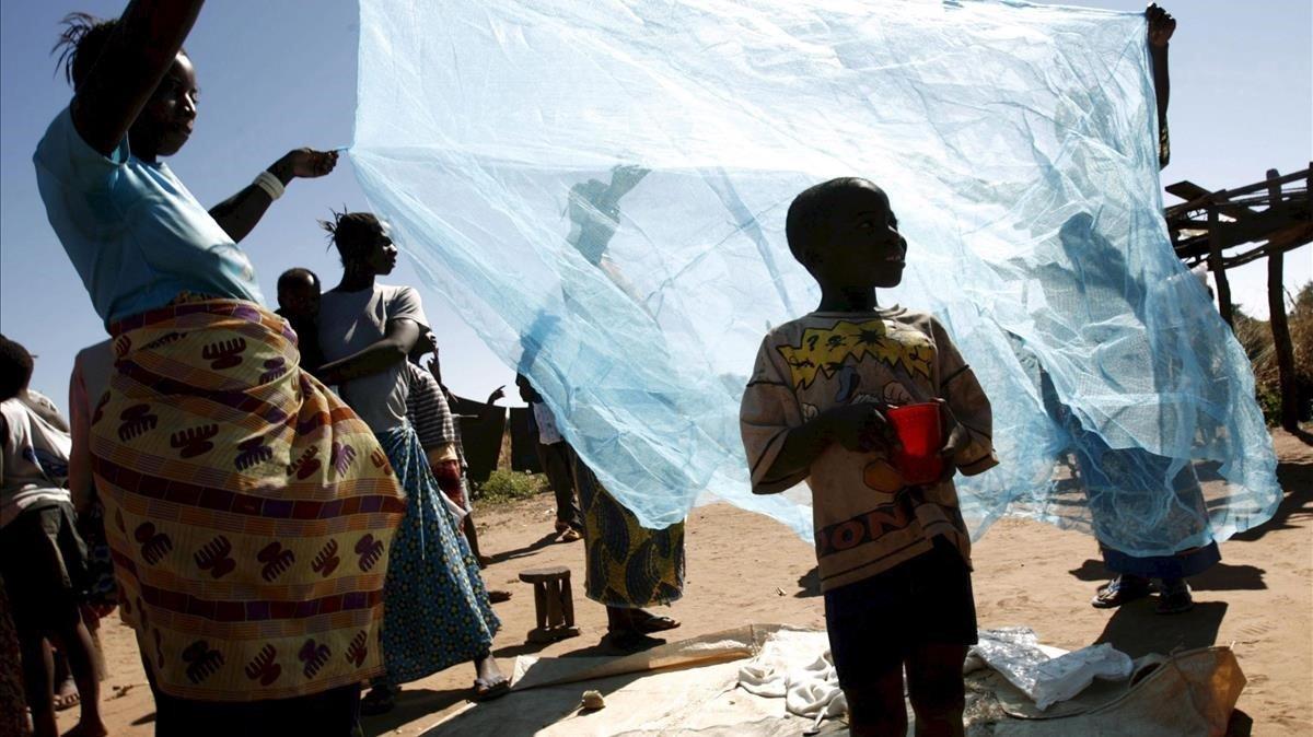 Mas de la mitad de los niños de paises pobres fallecen por infecciones