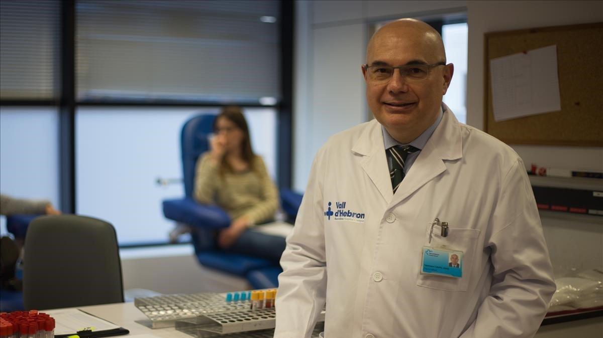 El oncologo Josep Tabernero, premio de Investigacion de Catalunya 2019