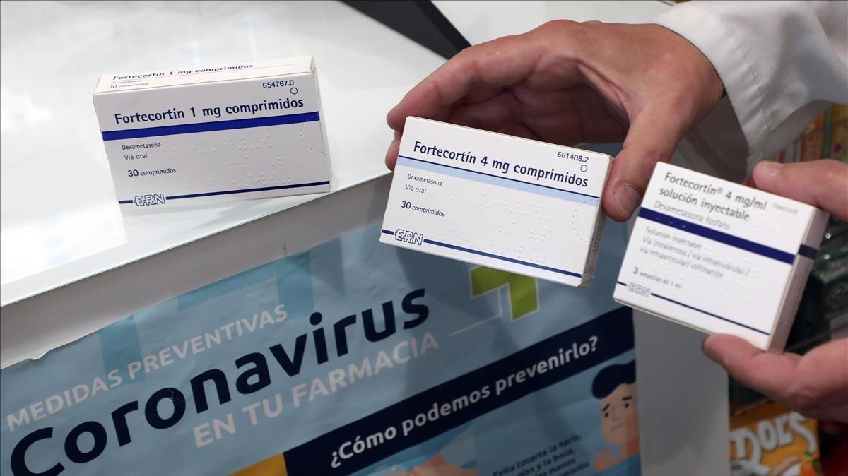 ¿Que es la dexametasona? ¿Para que sirve contra el coronavirus?