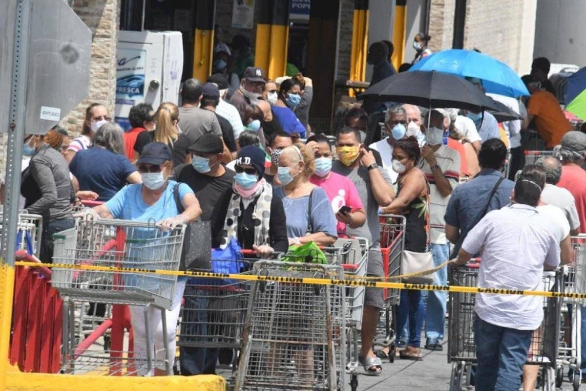 Puertorriqueños gastan mas dinero en alimentos por la pandemia
