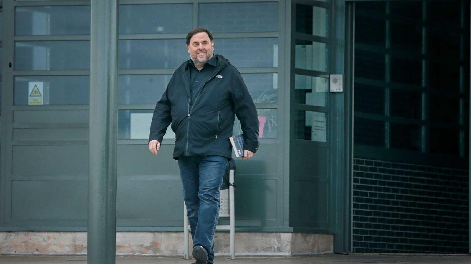 Las carceles catalanas proponen el tercer grado a Junqueras y el resto de lideres del 'proces' – RTVE.es