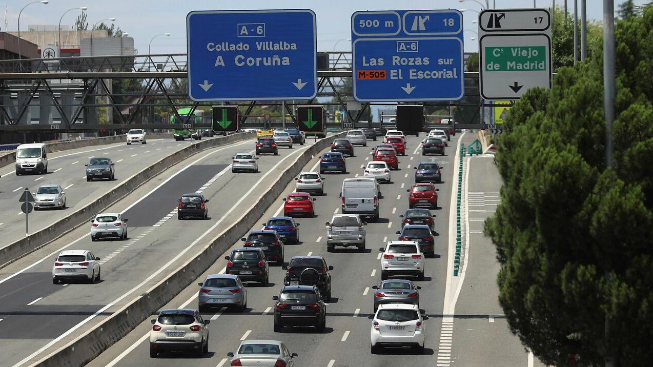 Comienza una operacion salida de verano atipica con atascos en la salida de las grandes ciudades – RTVE.es