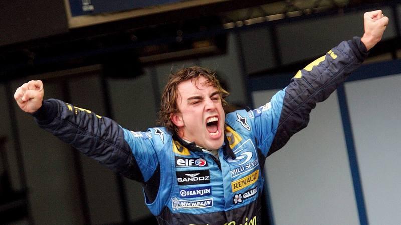Fernando Alonso regresa a Renault