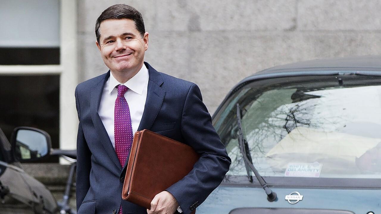 Donohoe, el nuevo presidente del Eurogrupo para mediar entre norte y sur – RTVE.es
