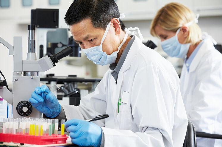 Un estudio sobre mas de 12.000 farmacos identifica 13 medicamentos que podrian frenar al coronavirus