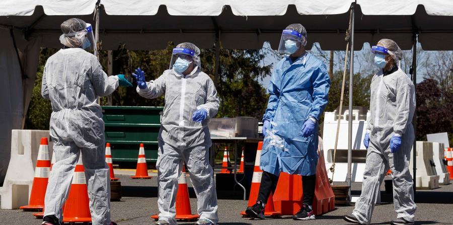 Estados Unidos supera las 127,300 muertes y 2.62 millones de contagios de coronavirus