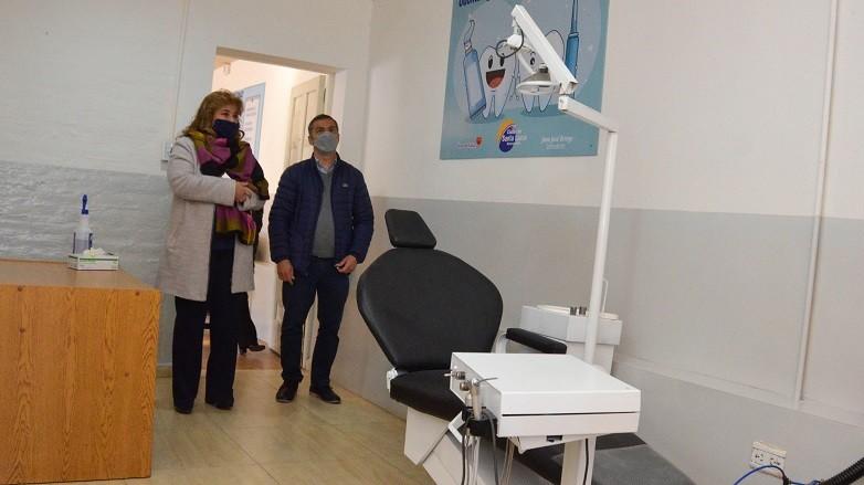 El Centro de Salud Emilio Galdeano dejo en funcionamiento su vacunatorio