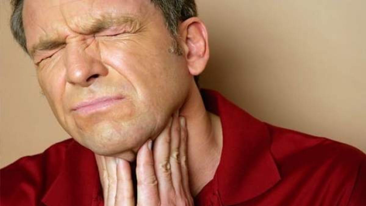 Dolor en la garganta al tragar: ¿que es la odinofagia? Causas, sintomas y tratamiento