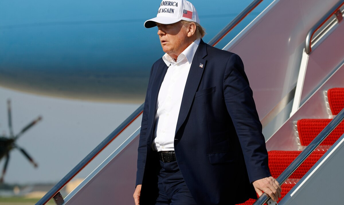 Trump descarta hacer lanzamiento inaugural en Yankee Stadium
