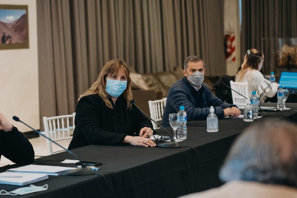 Acuerdo San Juan: el sector Salud definio sus propuestas