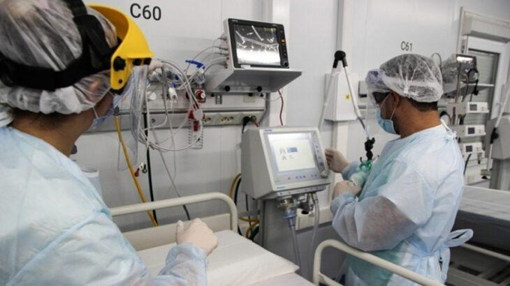 Se registraron en Argentina 4814 nuevos contagios de coronavirus y 86 muertes en 24 horas