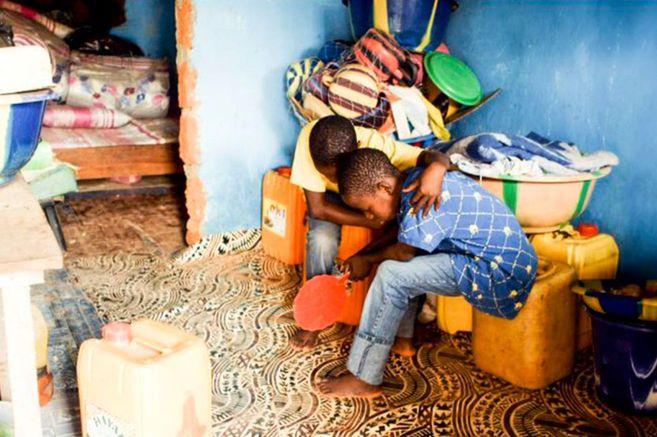 Uno de cada tres niños en el mundo tiene niveles de plomo en la sangre