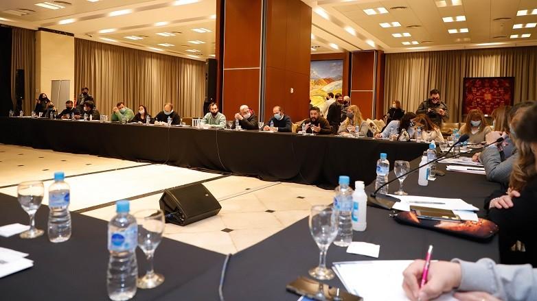 La Asociacion Sanjuanina de Nutricion agradecio la invitacion a formar parte del Acuerdo San Juan