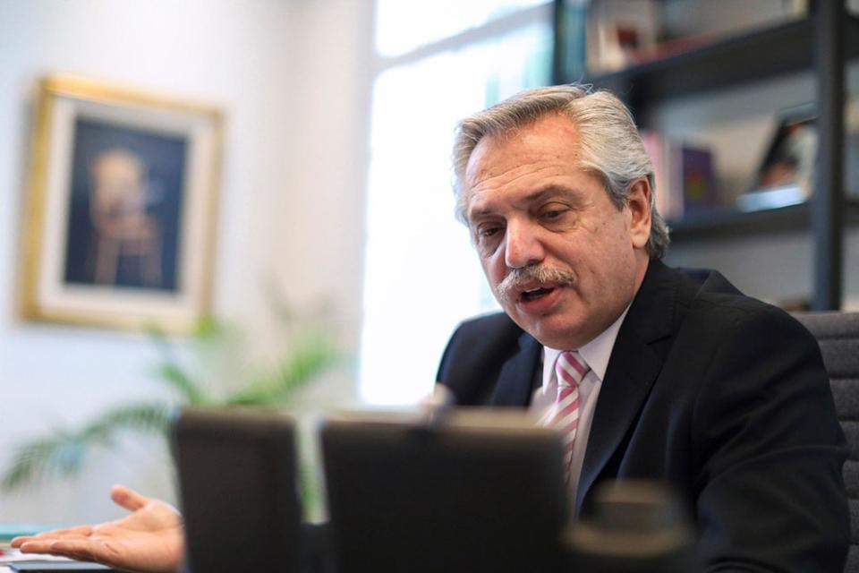 9 de Julio: Alberto Fernandez encabezara el acto por la Independencia por videoconferencia