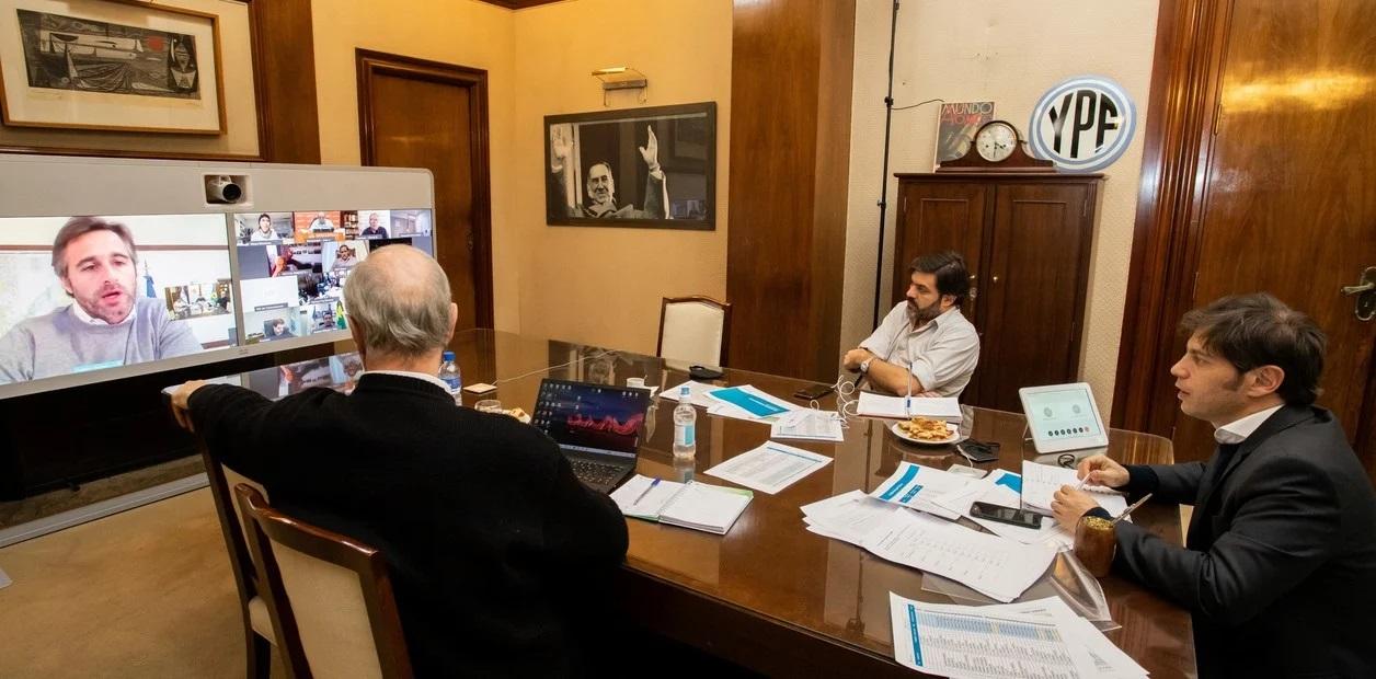 Coronavirus: Axel Kicillof le dara autonomia a los intendentes y el Conurbano volvera a fase 3