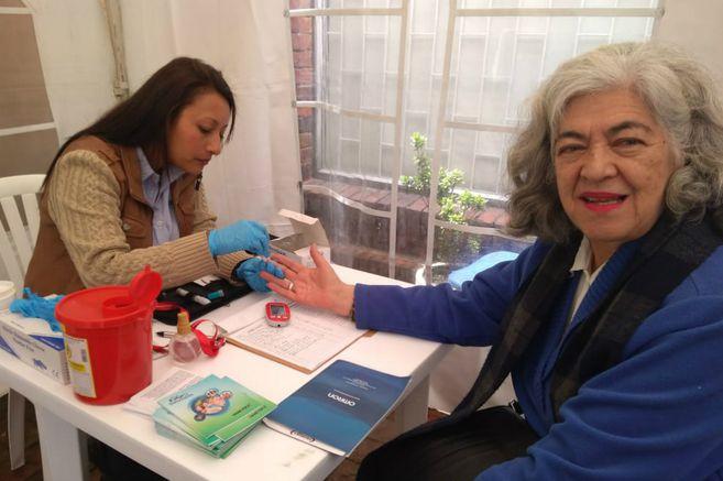Tres de cada 100 colombianos tienen diabetes, enfermedad que aumenta la vulnerabilidad ante efectos de COVID-19