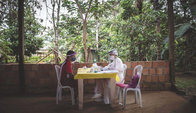 Colombia suma 327.850 casos confirmados de coronavirus este lunes