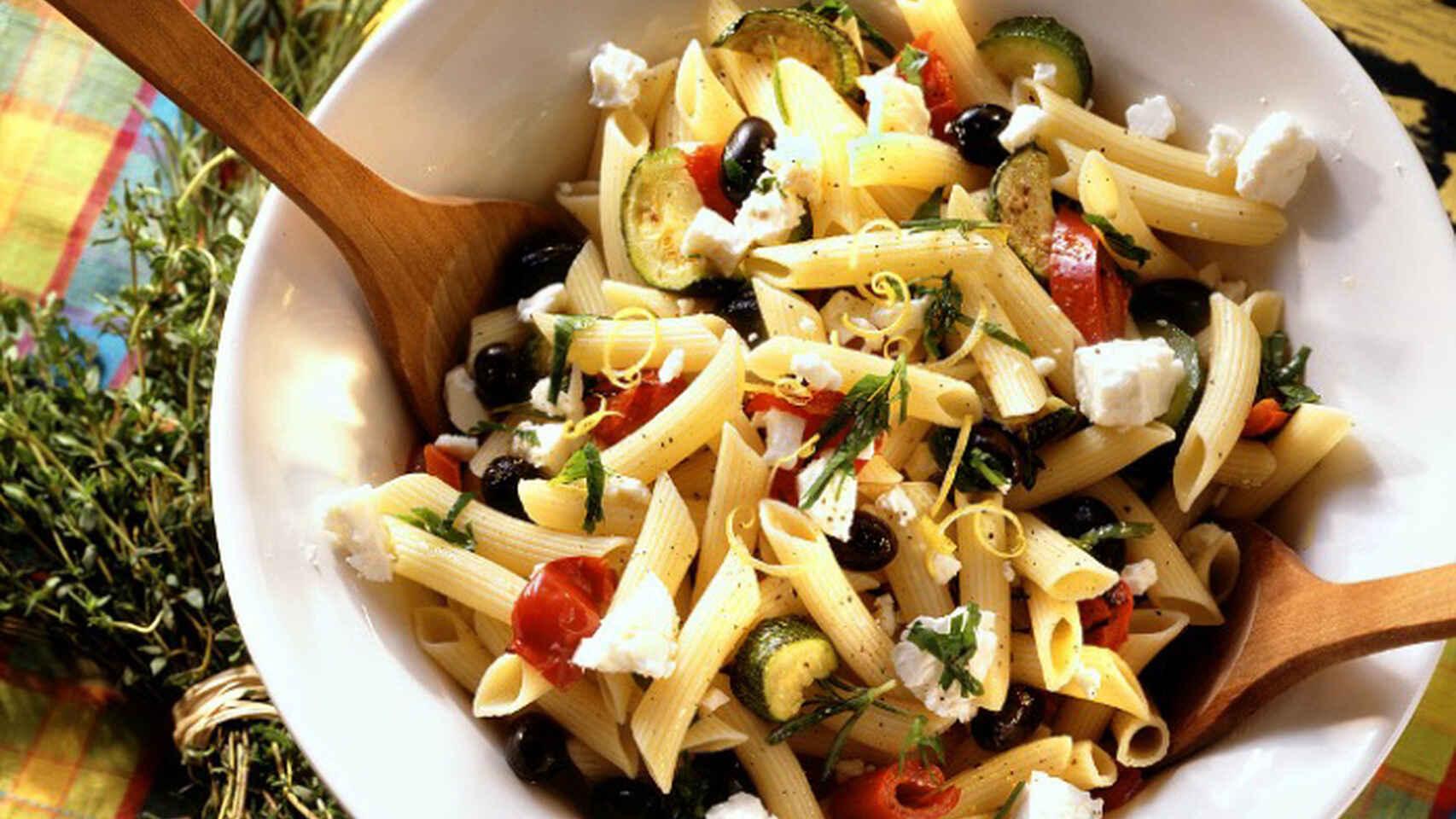 El truco en la cocina para que la pasta tenga menos calorias y engorde menos
