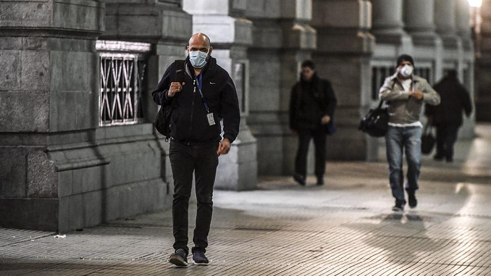 Una web de la Ciudad brinda informacion acerca de la evolucion del coronavirus