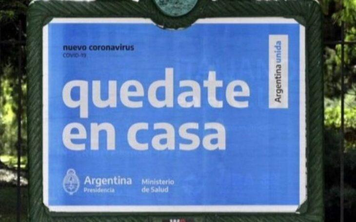 Coronavirus: hubo 44 muertes y 2590 nuevos contagios en las ultimas 24 horas en Argentina