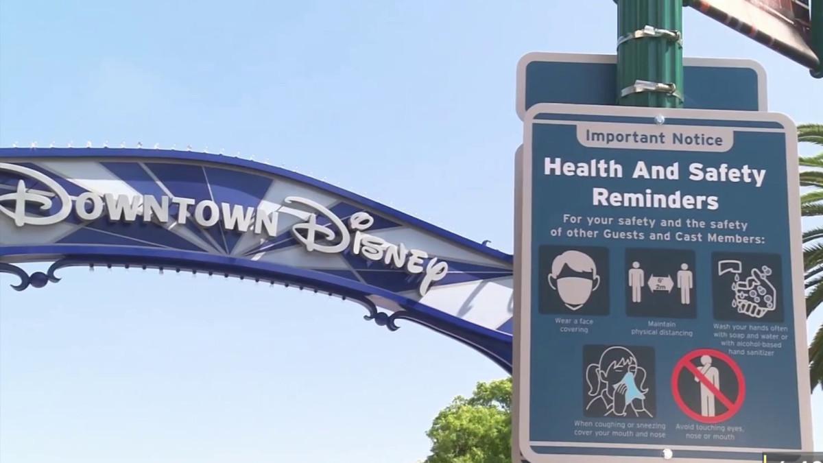 Downtown Disney reabre sus puertas: todo lo que debes saber