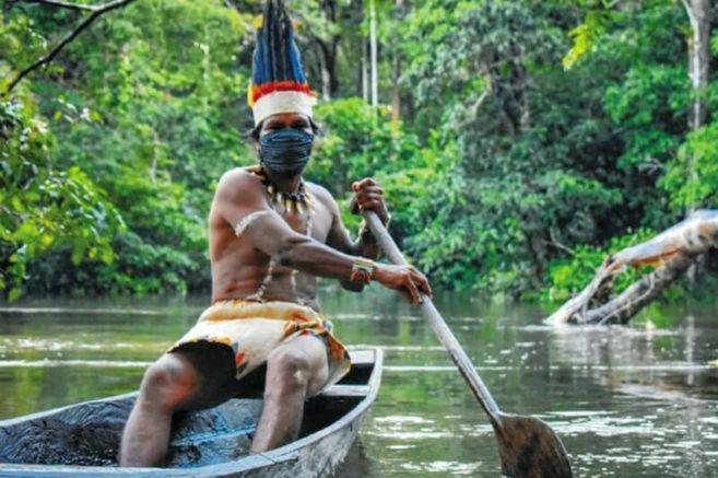 Medidas que se han tomado en comunidades indigenas del Amazonas durante pandemia por coronavirus