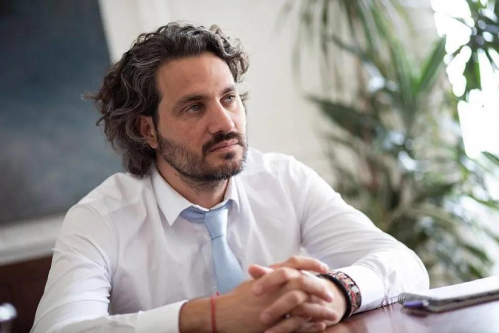 Santiago Cafiero pidio que se controlen las compras realizadas durante la emergencia sanitaria