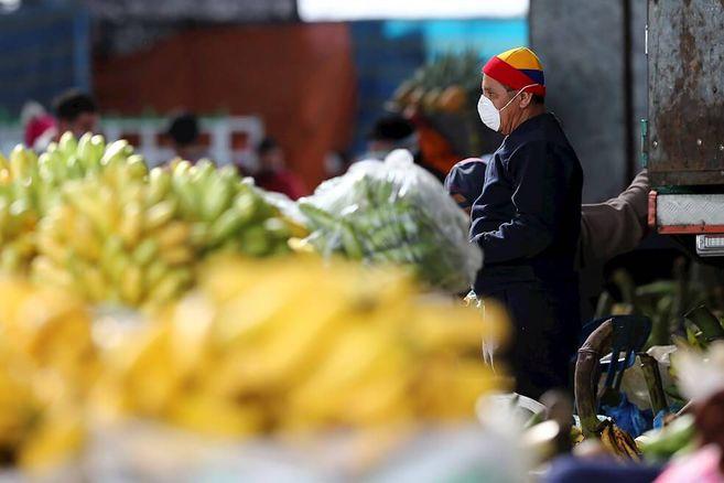 Por la pandemia, mucha gente caera en la pobreza y no podra comprar alimentos
