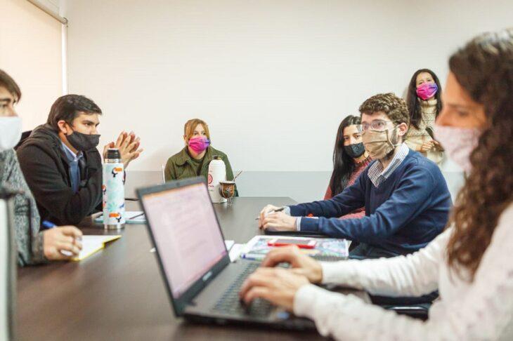 La UNAU y el Ministerio de Prevencion de Adicciones y control de Drogas de Misiones buscan trabajar juntos en el Alto Uruguay