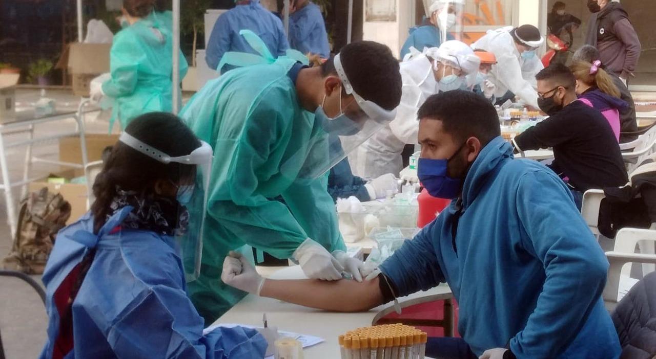 Coronavirus en Cordoba: Preocupan los brotes en Traslasierra y La Falda