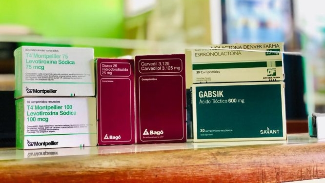 Puerto Rico: continua la entrega de medicamentos para diabeticos, hemofilicos e hipertensos