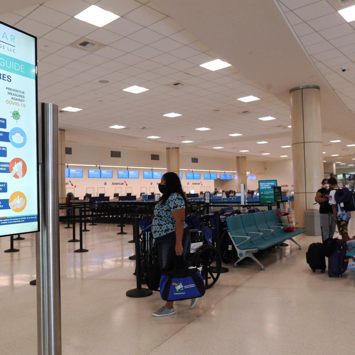 Aeropuerto invierte $700,000 en medidas contra el coronavirus