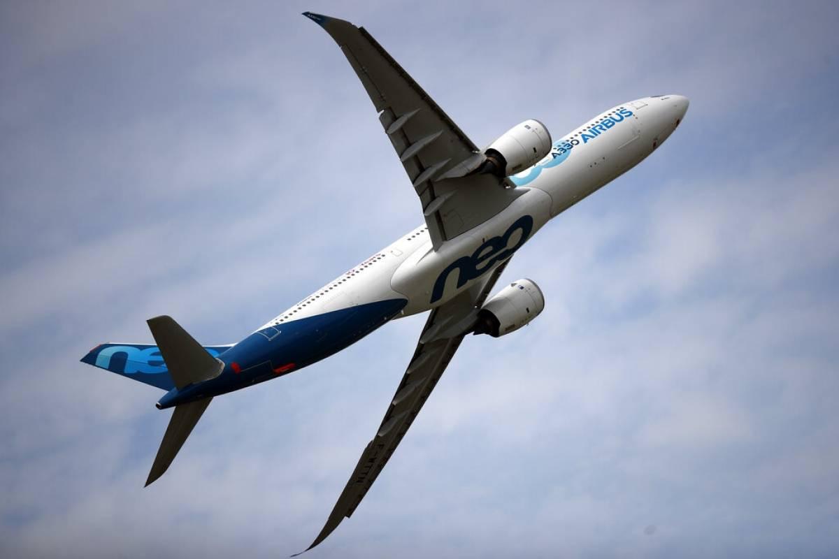 Fabricante de aviones Airbus despedira a 15 mil empleados