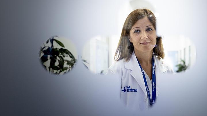 """Aroa Lopez: """"Los sanitarios somos fuertes emocionalmente, pero tenemos un limite"""""""