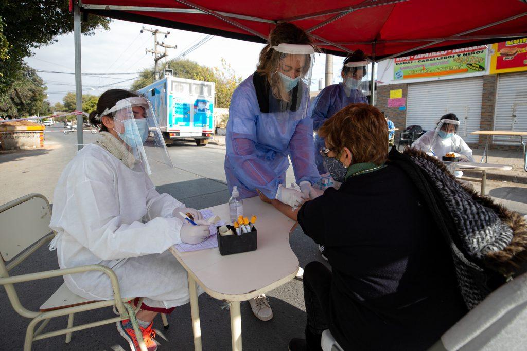 Coronavirus: el brote de Oliva es el mayor de Cordoba