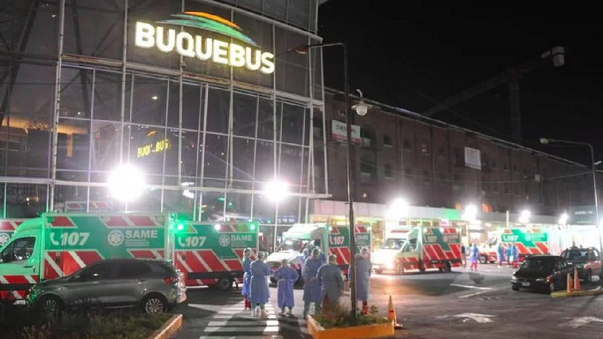 Dos argentinos viajaron infectados a Uruguay: rastrean a quienes viajaron con ellos