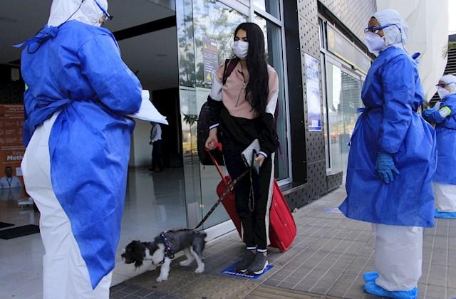 Colombia llega a 7.166 fallecidos por covid-19