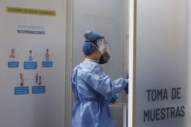 Colombia supera los 133 mil contagios por covid-19 y Caldas se acerca a los 300