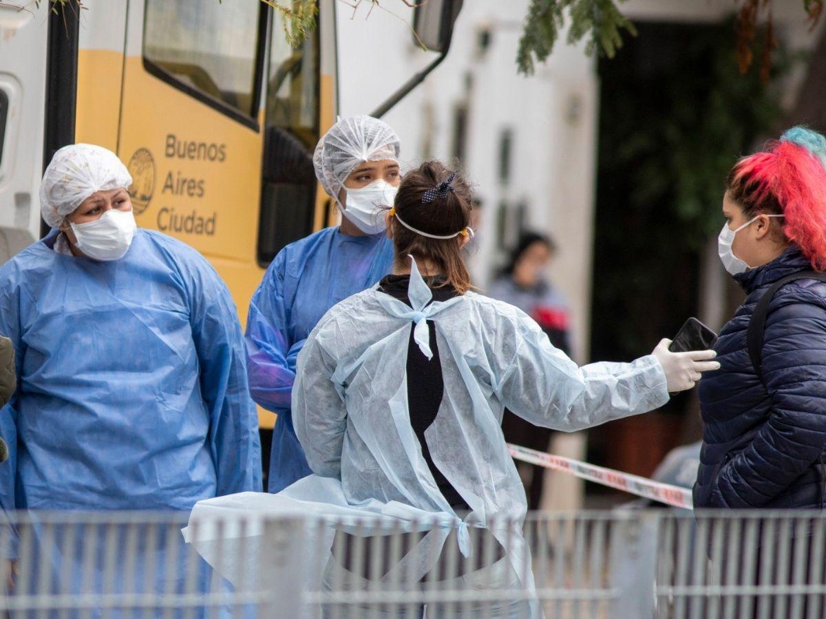 Coronavirus: un estudio medira los anticuerpos de 2.000 personas en la Ciudad