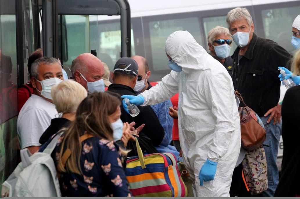 Coronavirus: anunciaron 53 nuevas muertes y el total de victimas ascendio a 2.426 en la Argentina