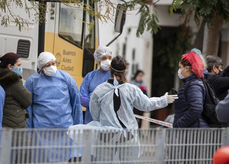 Coronavirus: confirmaron 11 nuevas muertes y ya son 1.654 las victimas en la Argentina