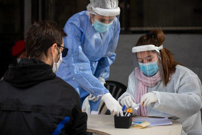Coronavirus: preocupan los focos de contagio en el interior de Cordoba