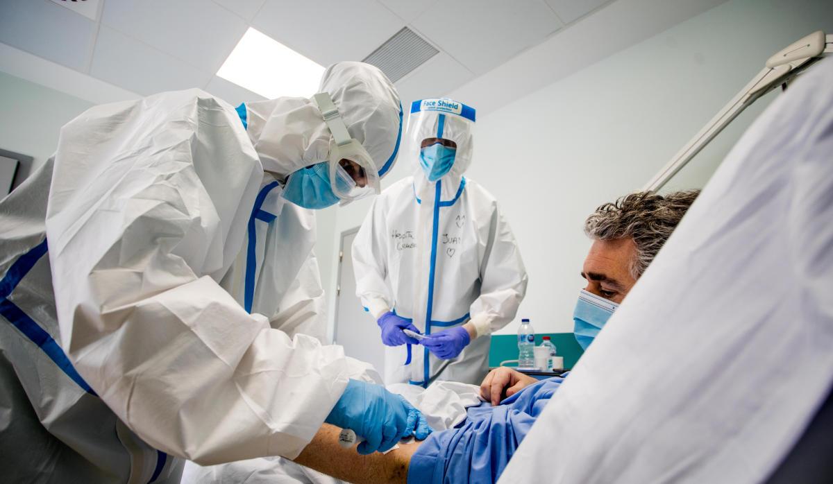 Coronavirus: 2.590 contagiados y 44 nuevos muertos en 24 horas en Argentina