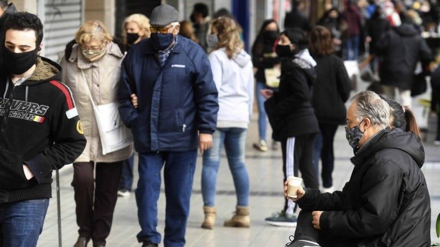 Coronavirus: confirmaron 20 nuevas muertes y suman 2.722 las victimas en la Argentina