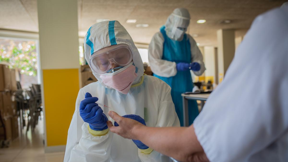 El misterio de las personas infectadas de coronavirus que no desarrollan anticuerpos
