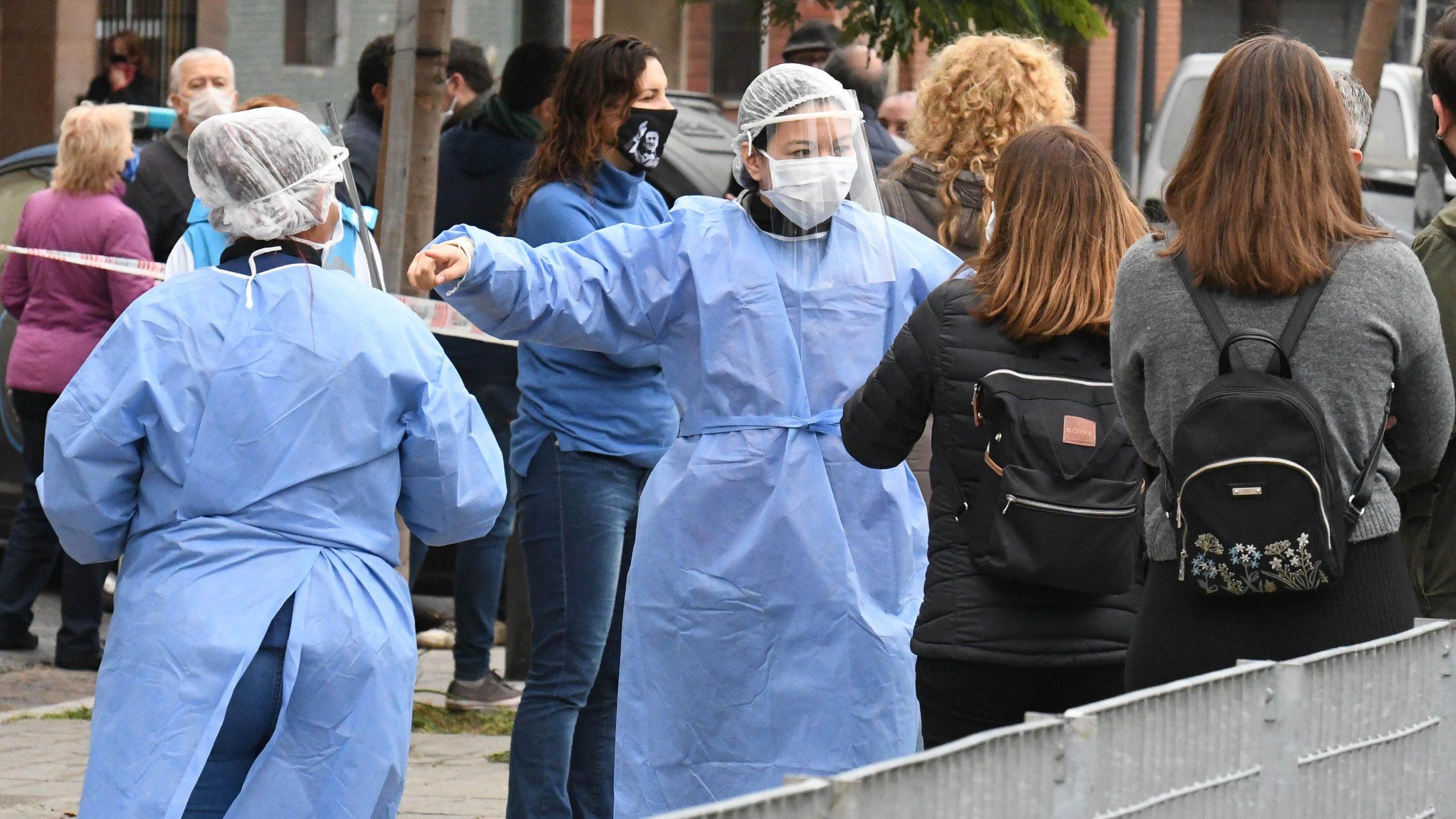 Otras 9 muertes por coronavirus en el pais: asciende a 1.490 la cifra de fallecidos