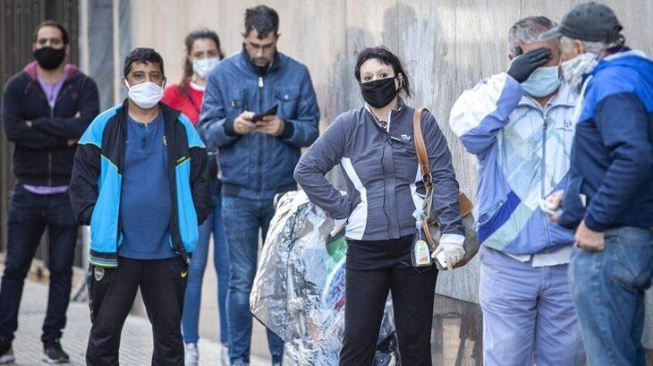 Murieron 75 personas mas por coronavirus y la Argentina supero los 80 mil casos